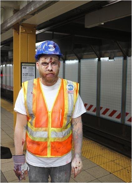 MTA Zombie