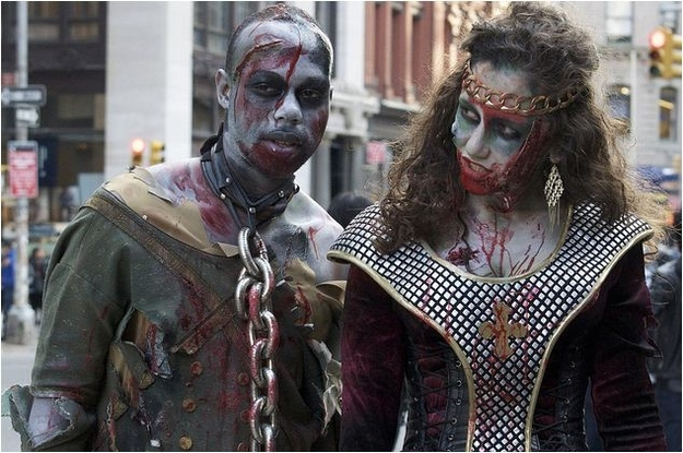 Medieval zombies