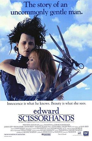 Edward Scissorrhands