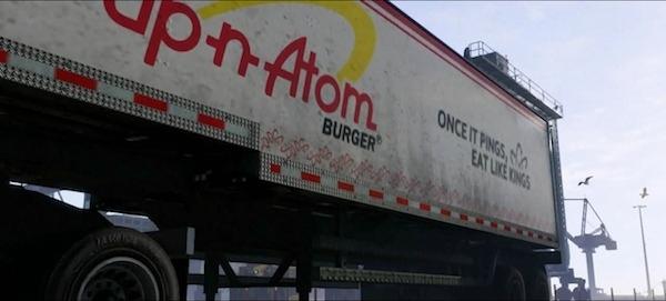 Up-n-Atom Burger: Once it pings, eat like kings