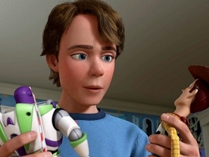 Toy Story 4 - Andy's Divorce