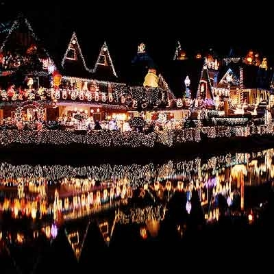 Christmas Canals