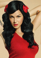 Miss August: Maria