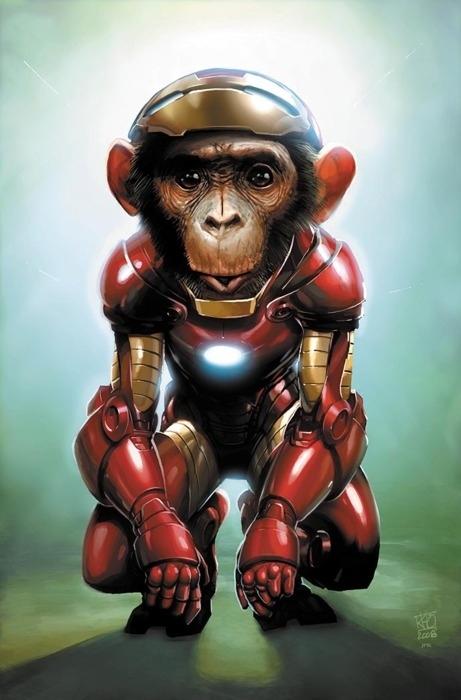 Iron Monkey by Jeremy Roberts