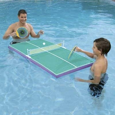 Floating Ping-Pong