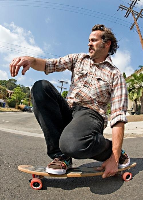 Jason Lee Pro Skate-Boarder