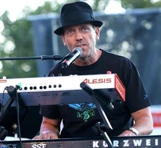 Hugh Laurie- Musician
