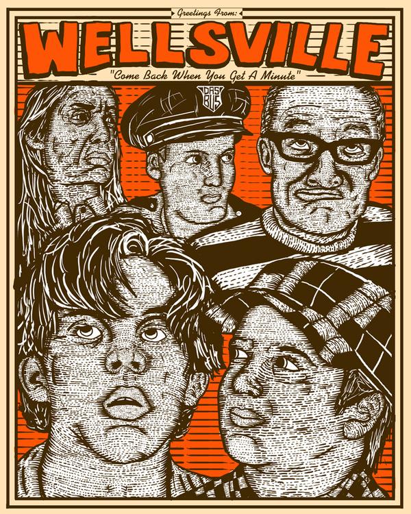 Wellsville by Zeb Love