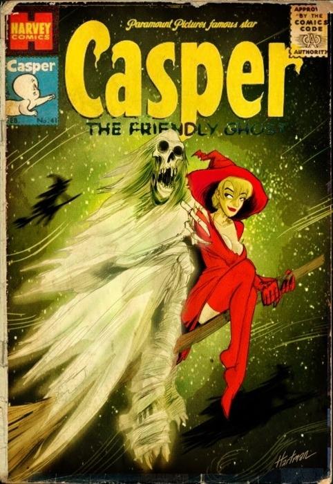 Casper Grows Up by David Hartman
