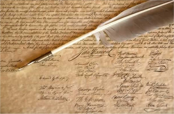 August 2, 1776: The Signing