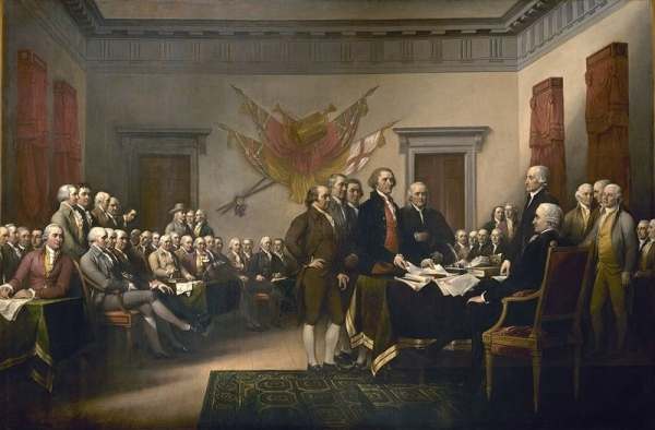 July 4, 1776: Congress Approves the Declaration