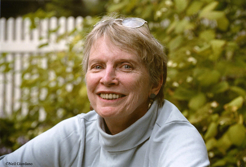 Lois Lowry (Number The Stars, The Giver)