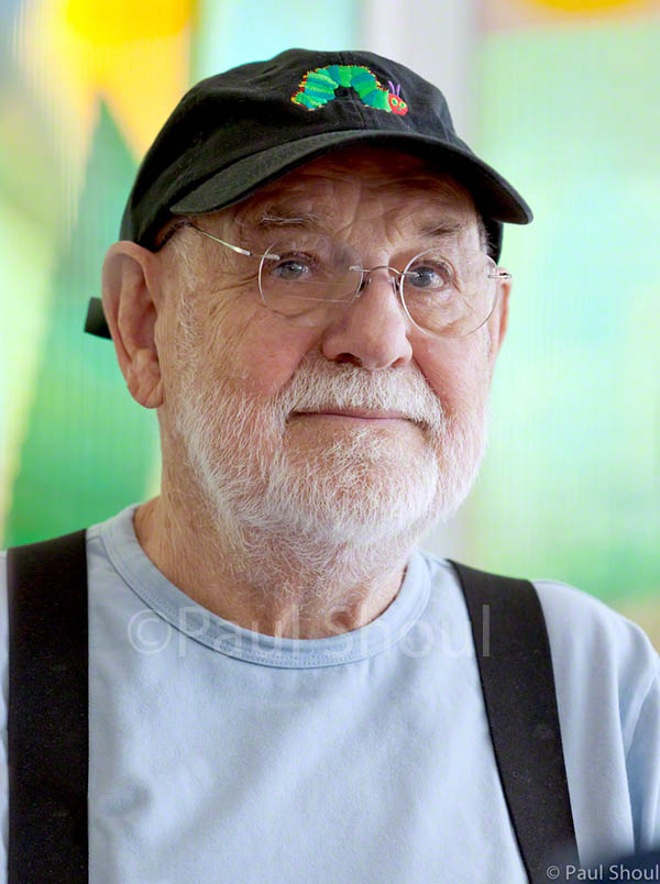 Eric Carle (The Very Hungry Caterpillar)