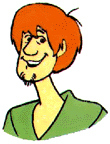 """Norville """"Shaggy"""" Rogers - Scooby Doo"""