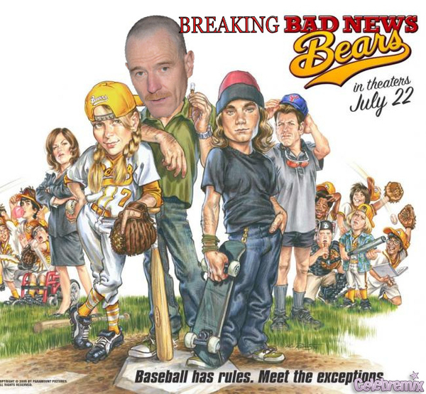 Breaking Bad News Bears