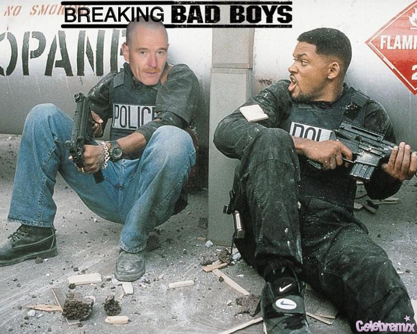 Breaking Bad Boys