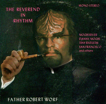 Father Robert Worf
