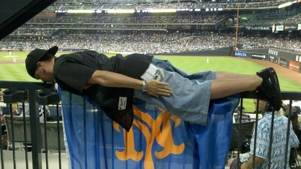 Citi Field - Mets fan