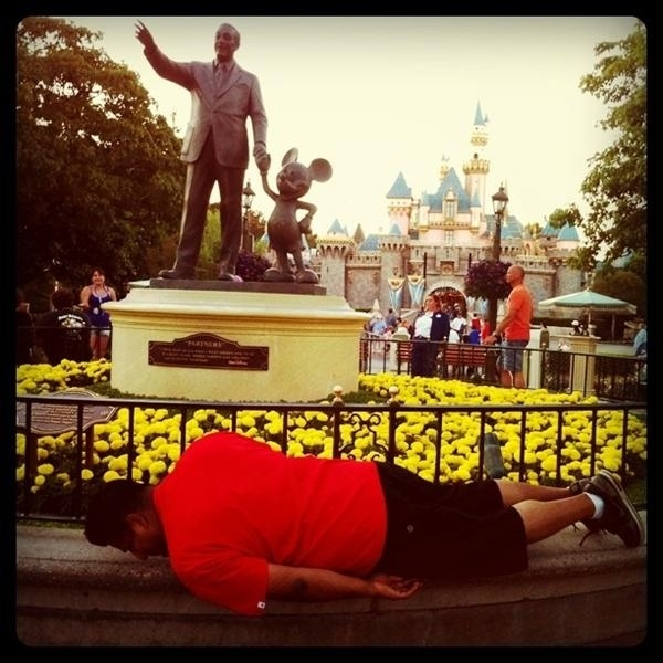 Random Intermission: Disney plank