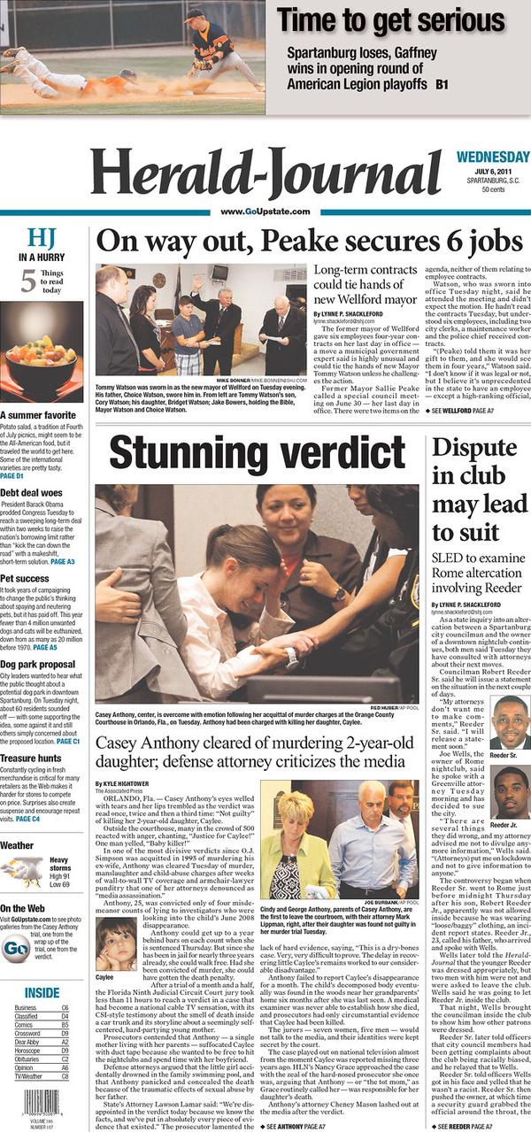 Herald Journal (SC)