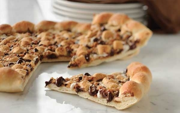 Papa Murphy's S'Mores Pizza