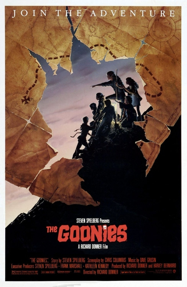 "The Goonies & ""Good Enough"" by Cyndi Lauper"
