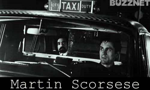 Martin Scorsese in 'Taxi Driver'