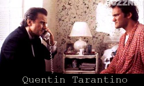 Quentin Tarantino in 'Pulp Fiction'