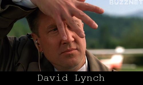 David Lynch in 'Twin Peaks: Fire Walk with Me'