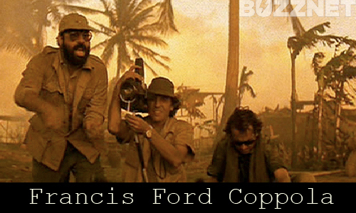 Francis Ford Coppola in 'Apocalypse Now'