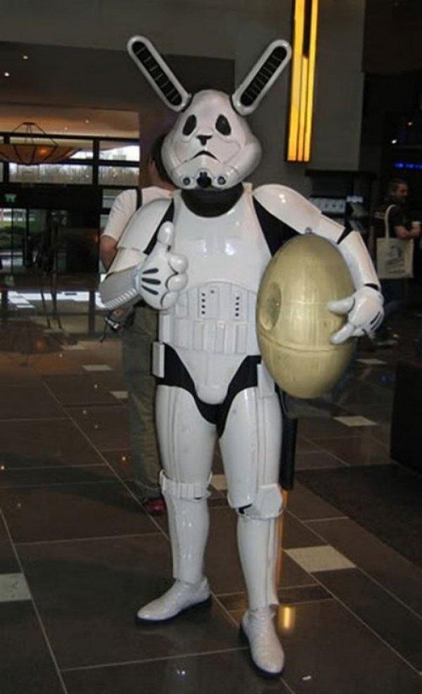 Easter Bunny Trooper