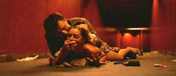 "Rape Scene, in ""Irreversible"""