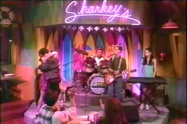 Sharkey's from 'California Dreams'