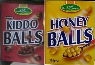 Kiddo Balls & Honey Balls