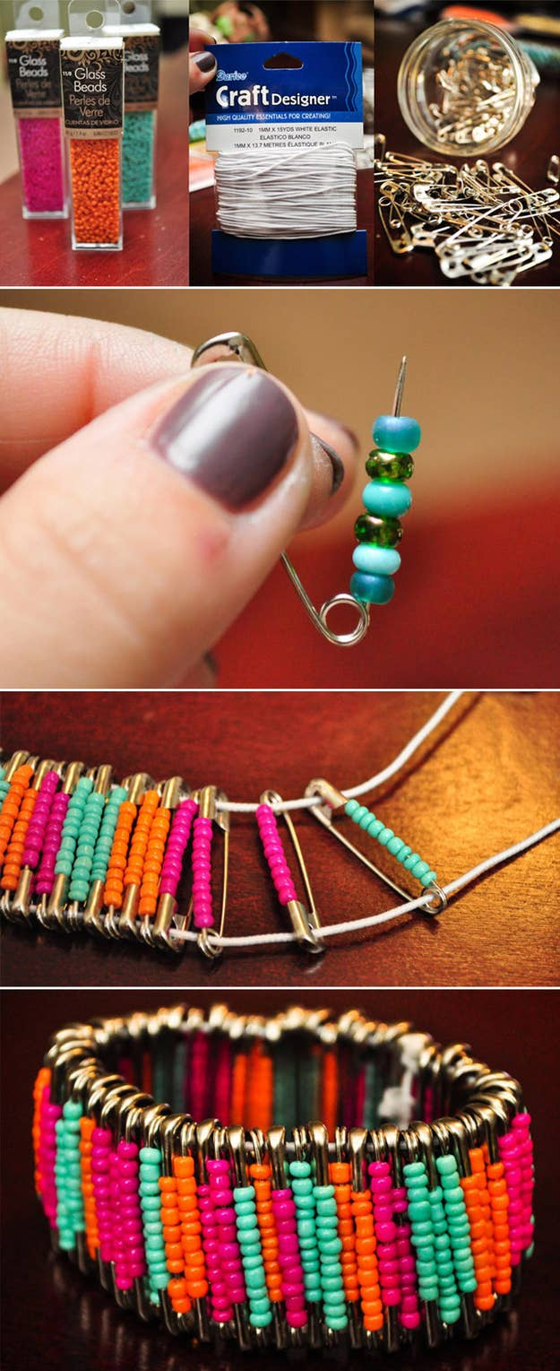 46 Ideas For DIY Jewelry You\'ll Actually Want To Wear