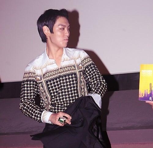K-pop group Big Bang wearing Givenchy