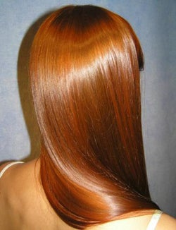 Some people have had great success eliminating the whole wash-and-condition hair regime. They claim it rejuvenates the hair shaft and fixes any dandruff issues. Instead of using shampoo, massage baking soda into the scalp to clarify and follow with an apple cider vinegar hair rinse. Conditioner is usually a lemon juice/vinegar mix.Read more about it here.