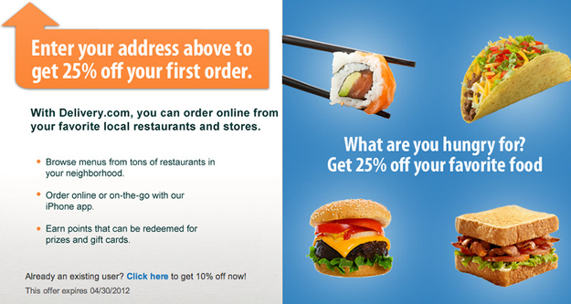 How To Trick Delivery Sites Into Sending You Food For Fun, Profit ...