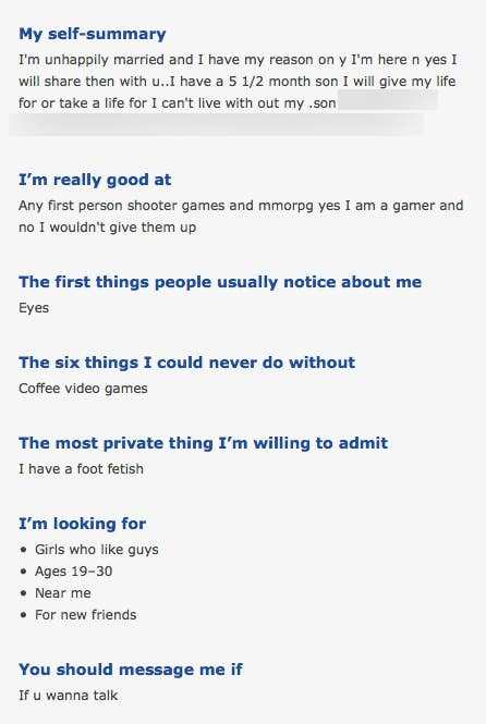 What Cheating Looks Like On OkCupid