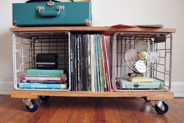 Awesome DIY Ideas For Bookshelves - Homemade bookshelves