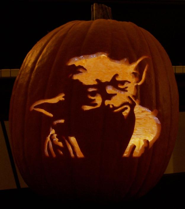 Jedi Master Yoda by Curtis B. in Verona, WI