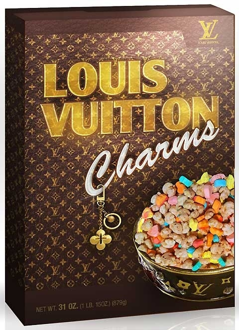 Louis Vuitton Charms