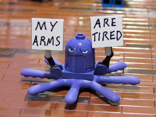 My Arms Are Tired