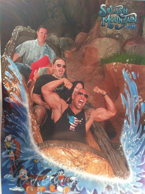 Splash Mountain Didn't Go So Well For My Wife Best splash mountain photos
