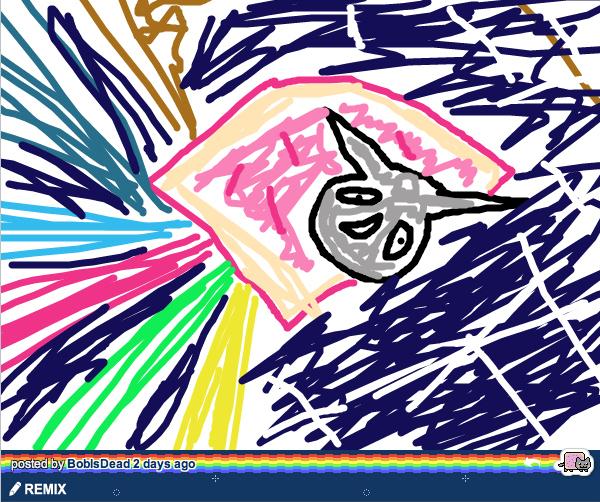 Herp Derp Nyan by BobIsDead