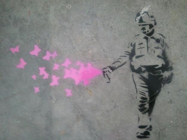 Occupy Stencils