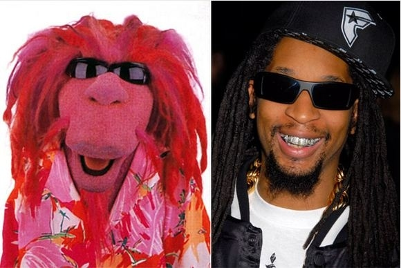 Lil Jon and Clifford