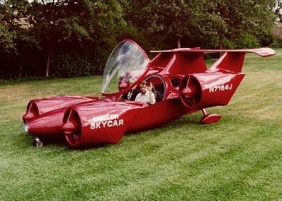 (Affordable) Flying Car
