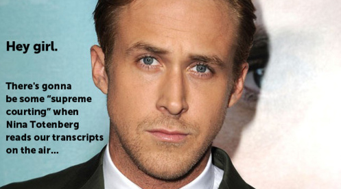 Hey Girl, I Heart NPR