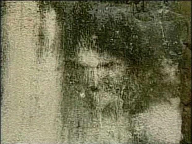 Stucco Wall Jesus